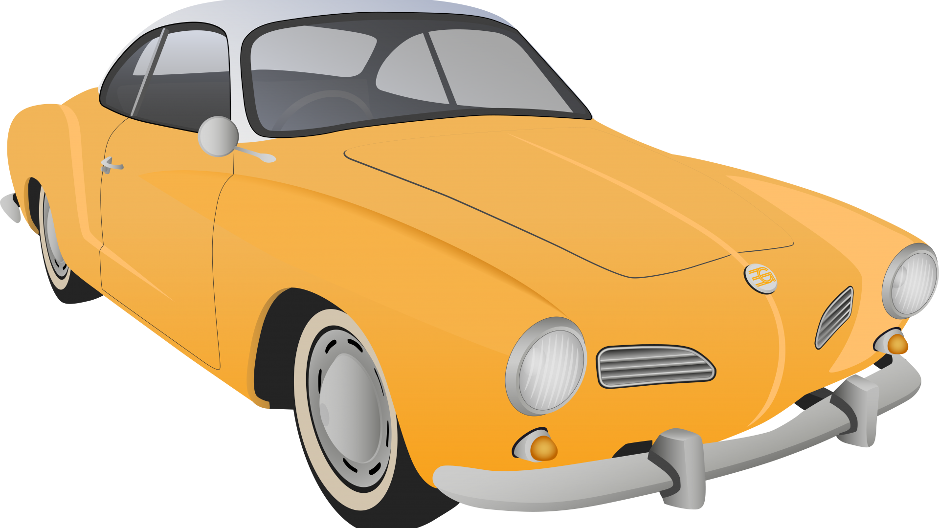 Project Karmann Ghia
